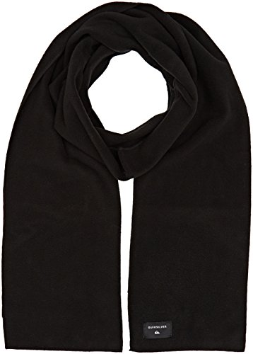 Quiksilver Herren Polhouse - Scarf for Men, Anthracite - Solid, One Size