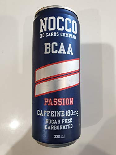 NOCCO have developed an amazing BCAA ready to drink in a can, with exactly the right mix of BCAA's and with a healthy dose of caffeine for energy and focus. Perfect for fasted training, or when you need an extra hit of energy, you can throw one of t...