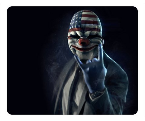payday-2-custom-mouse-pad-rectangle-by-custom4you