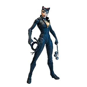 DC Direct Batman: Arkham City Série 2: Catwoman Action Figure