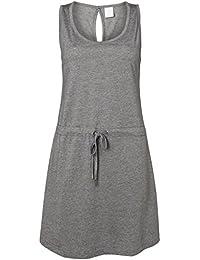 VERO MODA Damen Kleid ARROW S/L ABOVE KNEE DRESS IT