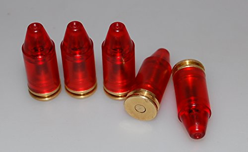 Pufferpatronen Kaliber 45 Acp Kunststoff Messing 5 Stck Pufferpatrone