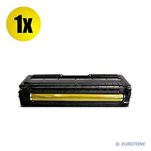 Preisvergleich Produktbild Eurotone Print Cartridge für Ricoh Aficio : SP C252SF / SP C252DN ersetzt gelbe Y Patrone - kompatible Premium Alternative XXL