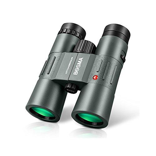 PIGE Fernglas für Erwachsene und Kinder HD 10X42 Professional mit Handy-Adapter-Geeignet für...