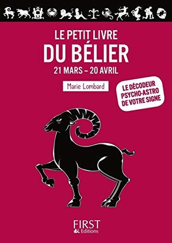 Le Petit Livre du Bélier par Marie LOMBARD