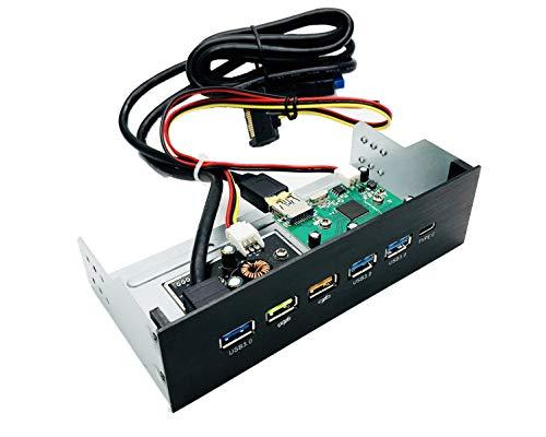 EZDIY-FAB USB3.0 HUB 5.25