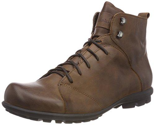 Think! Herren Kong_383667 Biker Boots, Braun (41 Espresso), 42.5 EU