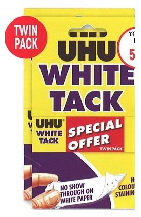 uhu-white-tack-twin-pack-sticky-reusable-adhesive-putty