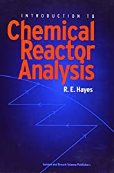 Introduction to Chemical Reactor Analysis