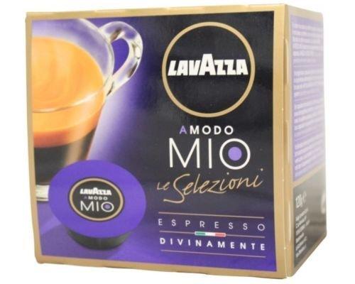 LAVAZZA A MODO MIO COFFEE PODS,ESPRESSO DIVINAMENTE-16 PODS