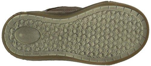 Bisgaard 30704216, Sneakers Hautes Mixte Enfant 304 Brown