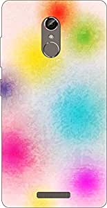 Go Hooked Designer Gionee S6s Designer Back Cover | Gionee S6s Printed Back Cover | Printed Soft Silicone Back Cover for Gionee S6s