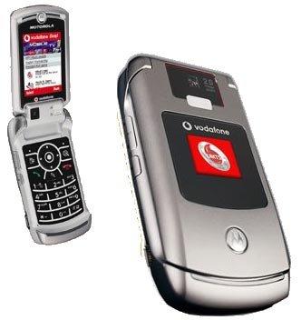 Lenovo Razr V3x Mobiltelefon UMTS Razr V3x Mobile