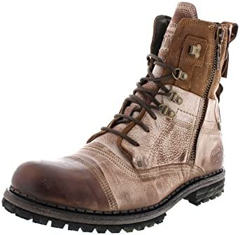 Yellow Cab Boots Sergeant S18057 - Tan