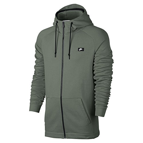 Nike Herren Sportswear Modern Full Zip French Terry Hoodie, Dark Stucco, 2XL