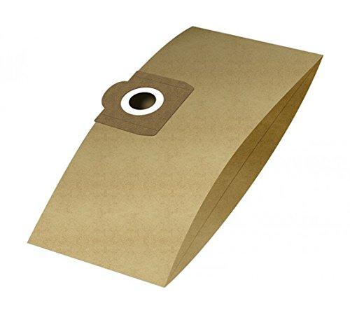 6 Staubsaugerbeutel passend für Kärcher 2701   Staubbeutel aus 2-lagigem Papier   von Staubbeutel-Discount