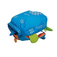 Trunki PaddlePak Water-Resistant Backpack - Bob (Blue)