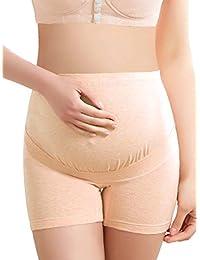 Intimate Portal Anti Rozaduras Bóxer de Embarazo, Algodón de Ropa Interior Premamá PK de 2