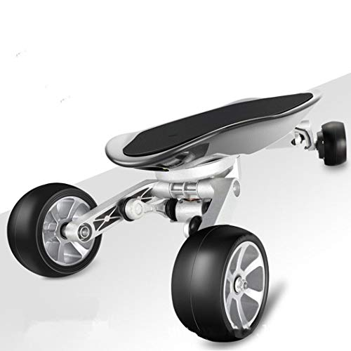Wu's Skateboard Électrique Aux Quatre...