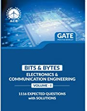 GATE Practice Booklet 1116 Expected Questions with solutions for Electronics & Communication Engineering Volume 1