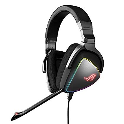 Asus ROG Delta - Auriculares gaming RGB con Hi-...