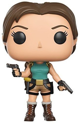 Funko 11704 POP Tomb Raider - Lara Croft Figure 10cm