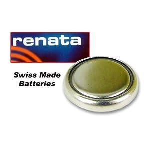 5x Renata Batterie 381SR1120SW Knopfzelle Silber 1,55V Swiss Made
