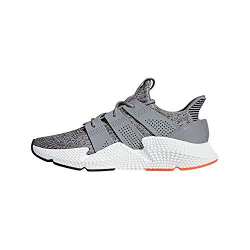 Adidas PROPHERE, Zapatillas de Deporte para Hombre, Gris (Gritre/Ftwbla/Rojsol 000), 40 EU
