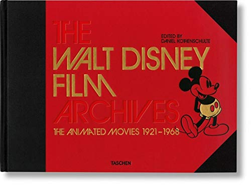 Das Walt Disney Filmarchiv. Die Animationsfilme 1921-1968 -