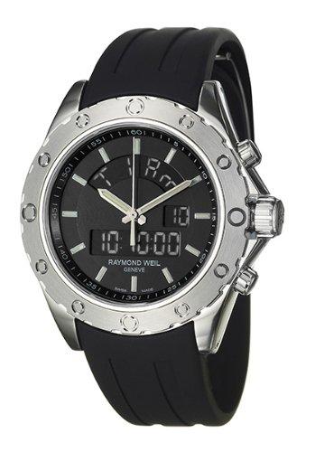 raymond-weil-8400-sr1-20001-montre-homme-quartz-analogique-et-digitale-cadran-noir-bracelet-en-caout