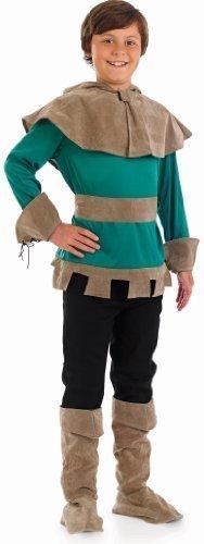Robin Hood - Kinder Kostüm (Pet Kostüme Robin)