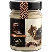 Taste Shukran, Hummus para untar y dipear (Ajo Negro) - 6 de 225 gr. (Total 1350 gr.)