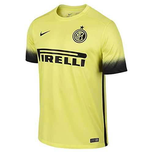 Nike Third Inter Mailand 2015/2016–Offizielle Trikot, Herren, Inter Ss Decept Stadium JSY, XL
