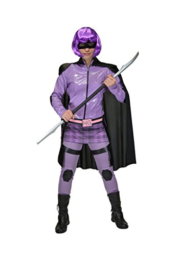 Kick Ass Hit Girl Adult Fancy dress costume X-Large