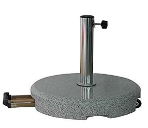 zangenberg schirmst nder granitst nder 40 kg. Black Bedroom Furniture Sets. Home Design Ideas