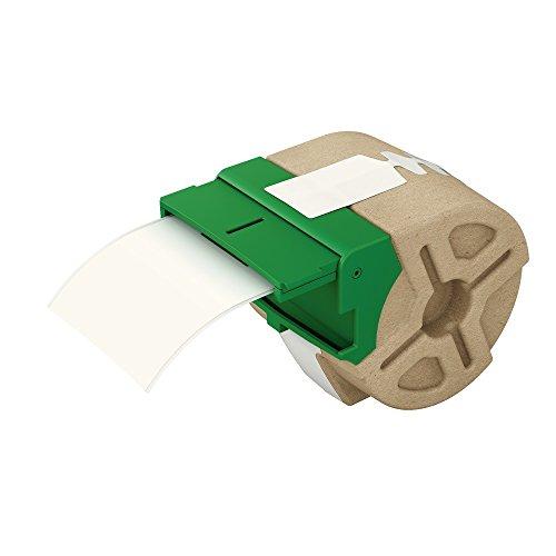 Leitz, Intelligente Endlos-Papier-Etikettenkartusche, 61 mm Breite, 22 m Länge, Weiß, 70040001
