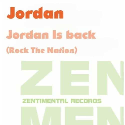 Jordan - Jordan Is Back (Rock The Nation)