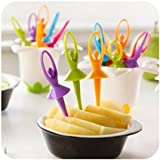 Shopo's Flower Fairy Fruit Fork Set Seri...