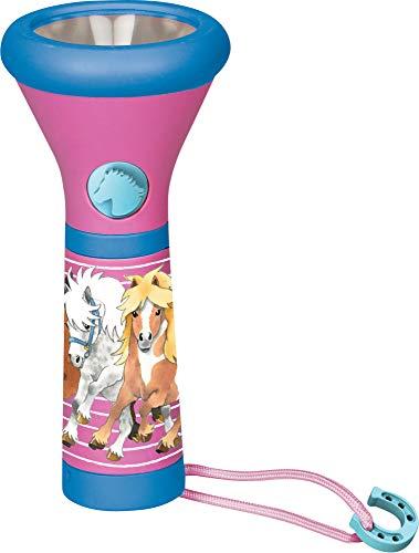 Mein Kleiner Ponyhof Spiegelburg Kinder Taschenlampe 3 Verschiedene Leuchtmodi