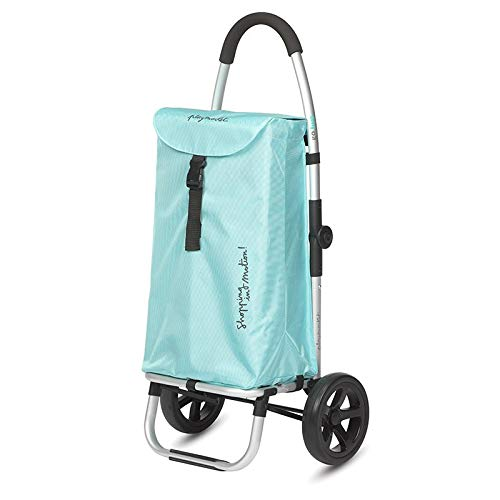 Einkaufstrolley Playmarket Go Two Compact Coral 3 Kg Compact