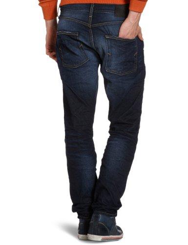 SELECTED HOMME Herren Jeans Normaler Bund 16028050 Five Rico 1295 Jeans Blau (Denim)