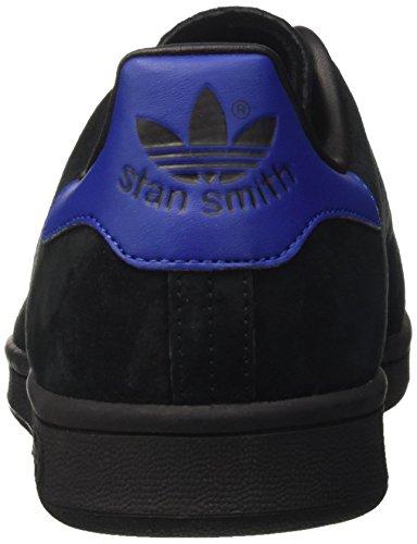 adidas Stan Smith Chaussures Noir (Core Black/Core Black/Collegiate Royal)