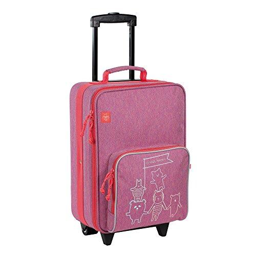 Lässig Trolley About Friends mélange Koffer, 46 cm, 25.3 L, Pink