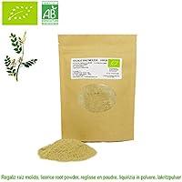 FRISAFRAN - Regaliz de palo en polvo Ecologico certificado - 100Gr