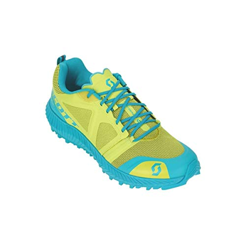 Scott Scarpe Kinabalu Lady Running (39 - Yellow-Blue)