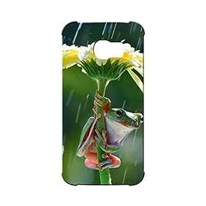 BLUEDIO Designer Printed Back case cover for Samsung Galaxy S6 Edge - G5483