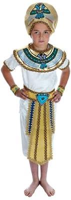 Boy égyptienne - Costume de déguisement pour enfants