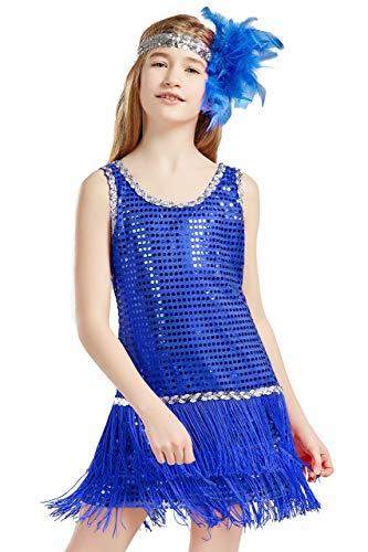 - Flapper Kleid Für Mädchen