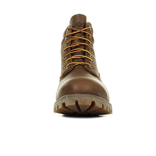 Timberland 6 in Classic Boot_6 in Double Collar Boot Herren Kurzschaft Stiefel Marron