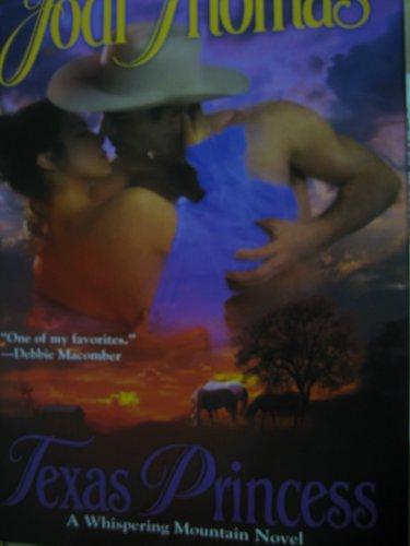 Texas Princess: A Whispering Mountain Novel